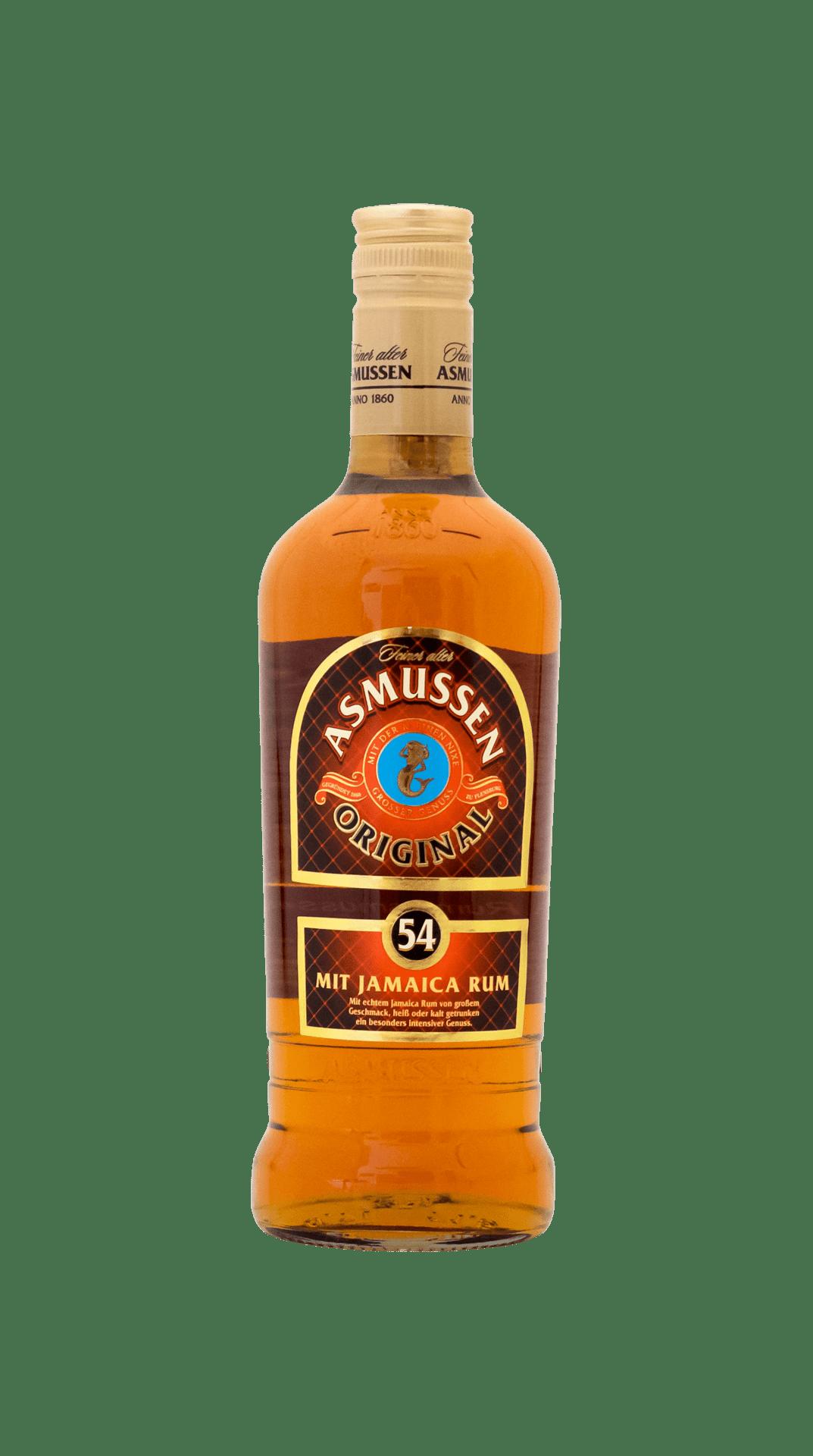 Asmussen Rum 0,7l-54%