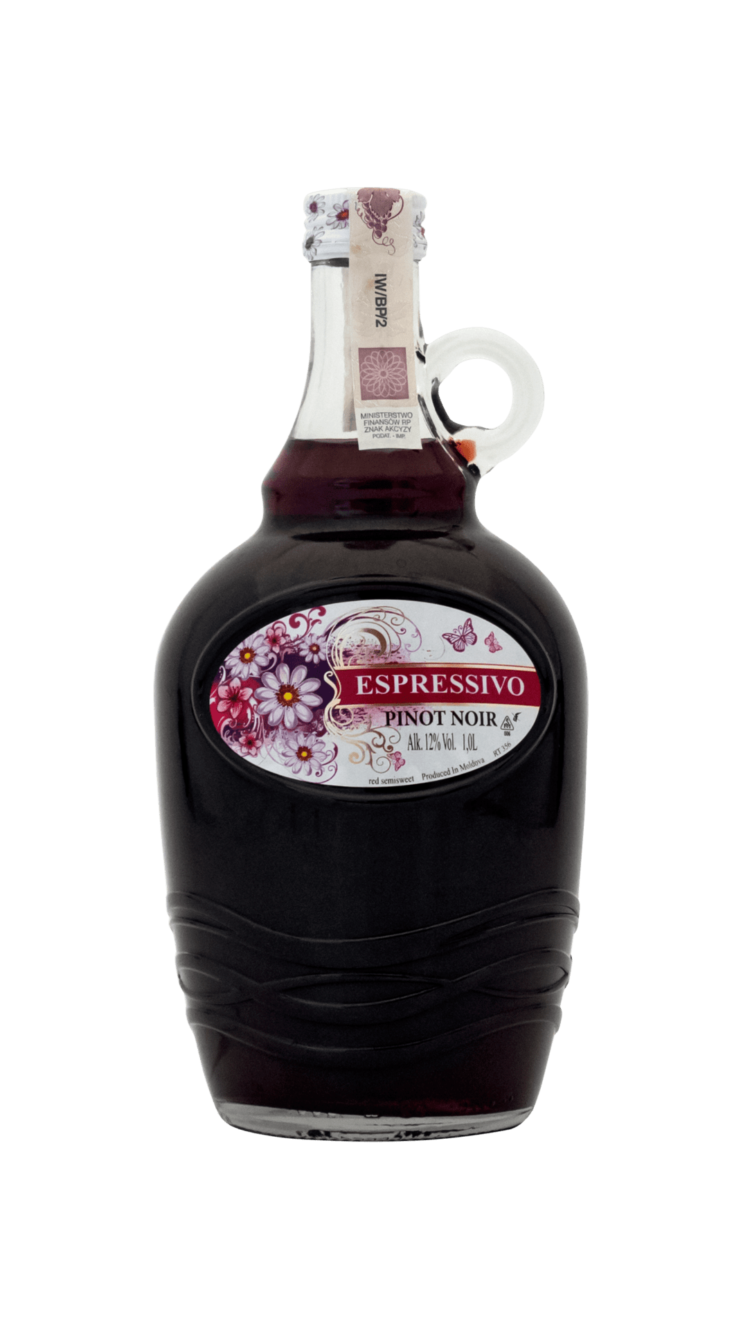 Espressivo Pinot Noir 1l