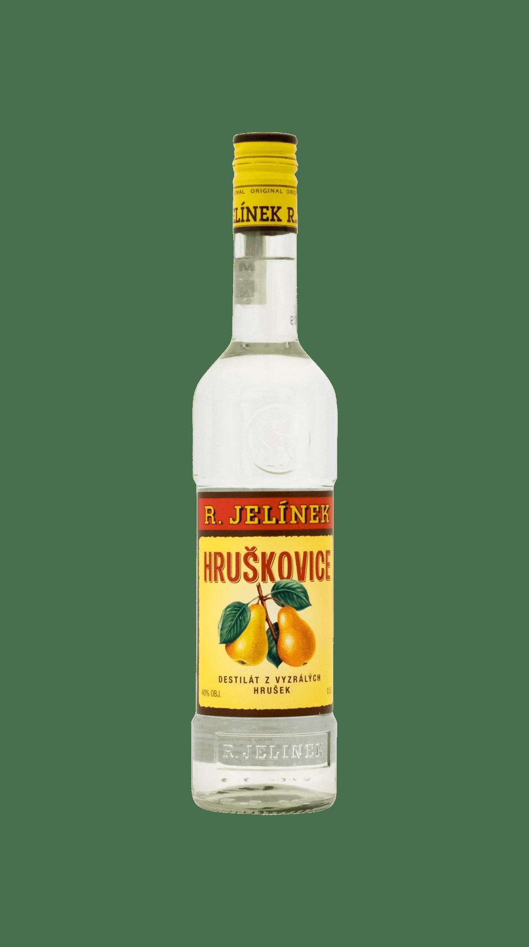 Jelinek Gruszkówka 0,5l